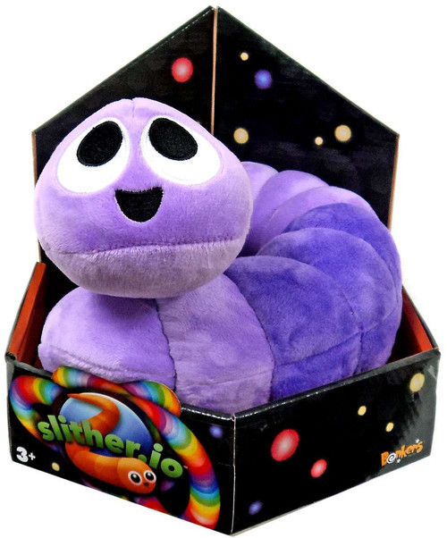 Slither.io Purple 24-Inch Plush