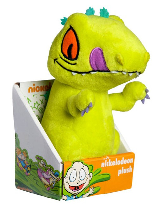 Nickelodeon Rugrats Reptar 6-Inch Plush [Tongue Out]