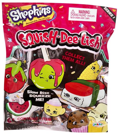 Squish-Dee-Lish Shopkins Series 1 Mystery Pack