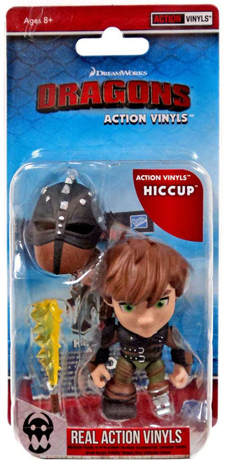 How to Train Your Dragon Action Vinyls Hiccup Vinyl Figure