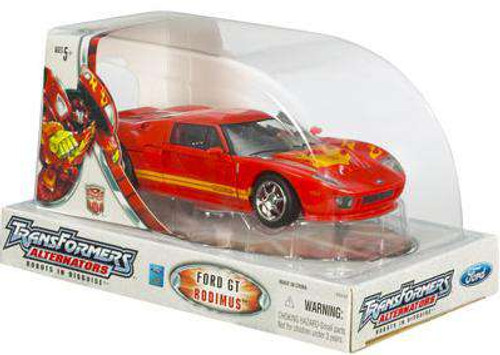 Transformers Alternators Ford GT Rodimus Exclusive Action Figure [Damaged Package]