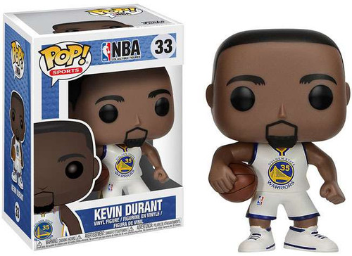 Funko NBA POP! Sports Basketball Kevin Durant Vinyl Figure #33 [33]