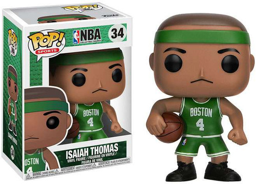 Funko NBA POP! Sports Basketball Isaiah Thomas Vinyl Figure #34