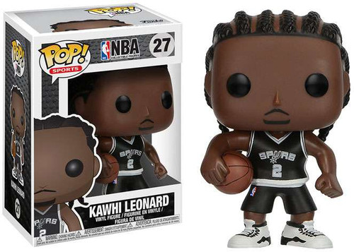 Funko NBA POP! Sports Basketball Kawhi Leonard Vinyl Figure #27