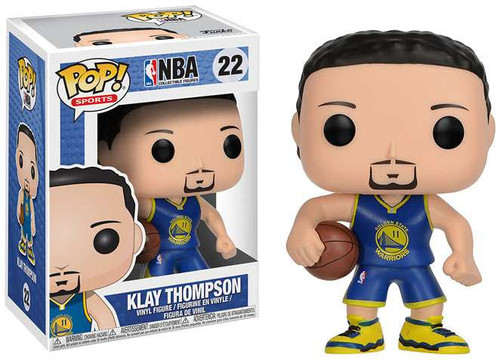 Funko NBA POP! Sports Basketball Klay Thompson Vinyl Figure #22