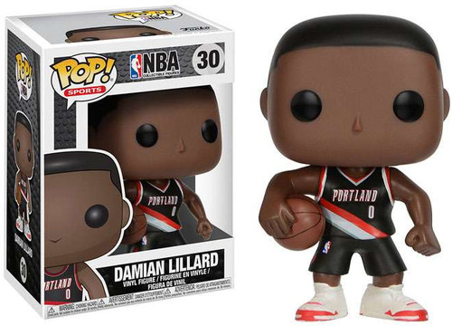 Funko NBA POP! Sports Basketball Damian Lillard Vinyl Figure #30