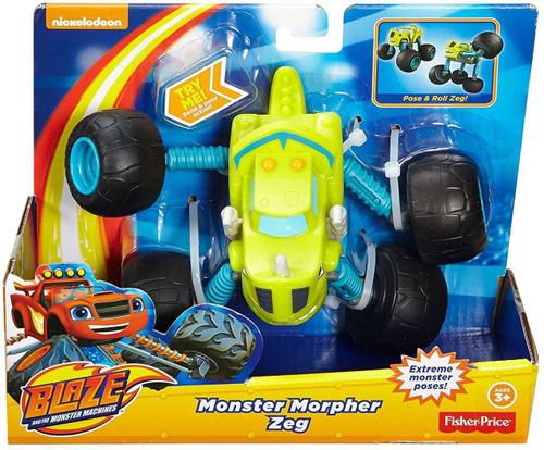 Fisher Price Blaze & the Monster Machines Monster Morpher Zeg