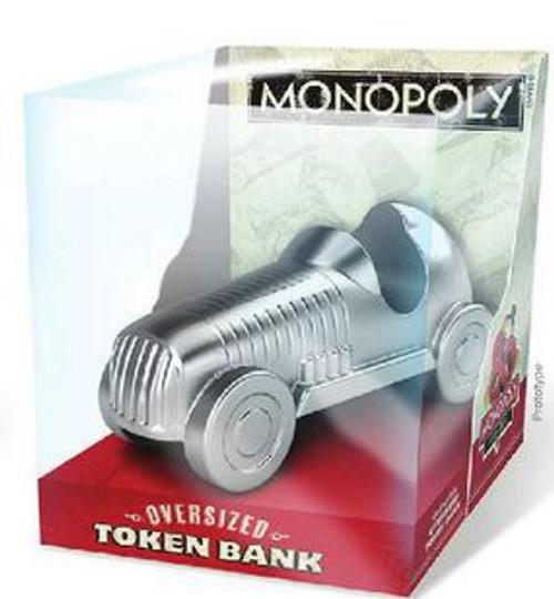 Monopoly Car Token Bank