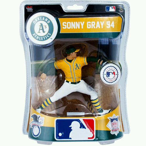 MLB Oakland A's 2016 Sonny Gray Action Figure