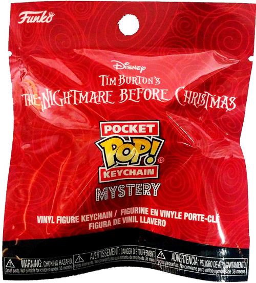 Funko Pocket POP! Keychain Nightmare Before Christmas Mystery Pack