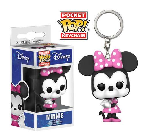 Funko POP! Disney Minnie Mouse Keychain