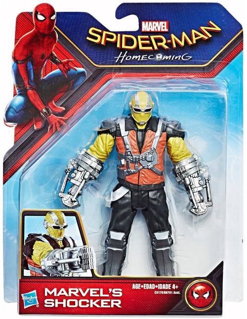 Spider-Man Homecoming Marvel's Shocker Action Figure