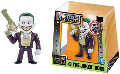 DC Suicide Squad Metals The Joker Action Figure M428 [Purple Suit]