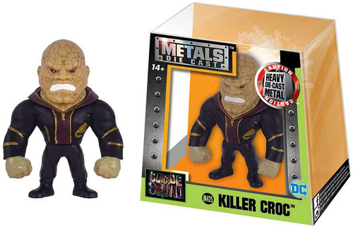 DC Suicide Squad Metals Killer Croc Action Figure M425 [Tan]