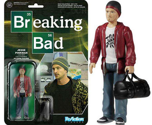 Funko Breaking Bad ReAction Jesse Pinkman Action Figure [Loose]