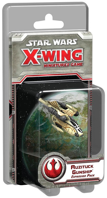 Star Wars X-Wing Miniatures Game Auzituck Gunship Expansion Pack