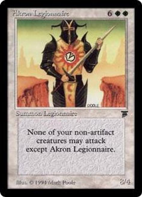MtG Legends Rare Akron Legionnaire