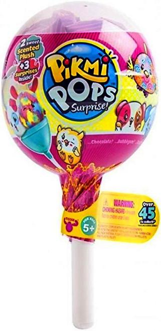 Pikmi Pops Surprise! Series 1 MEDIUM Mystery Pack [2 Scented Plush & 3 Surprises]