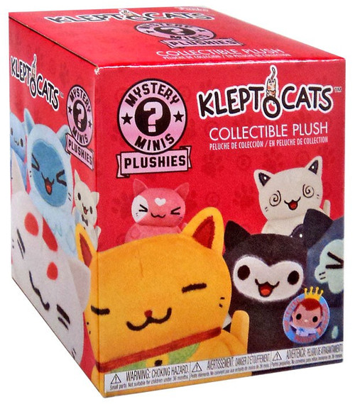 Funko Mystery Minis Plush KleptoCats Series 1 Mystery Pack