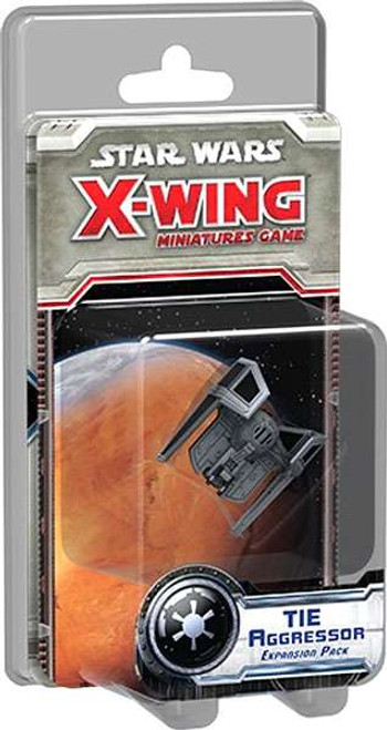Star Wars X-Wing Miniatures Game TIE Aggressor Expansion Pack