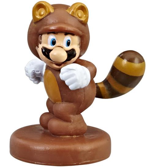 Monopoly Super Mario Gamer Edition Tanooki Mario Mini Figure