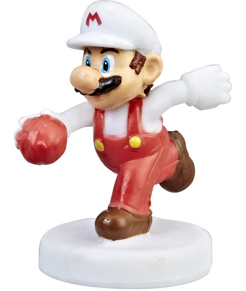 Monopoly Super Mario Gamer Edition Fire Mario Mini Figure