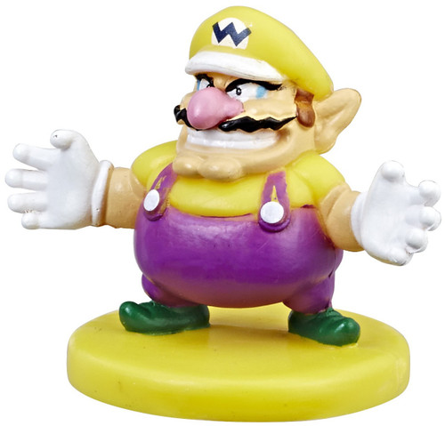 Monopoly Super Mario Gamer Edition Wario Mini Figure