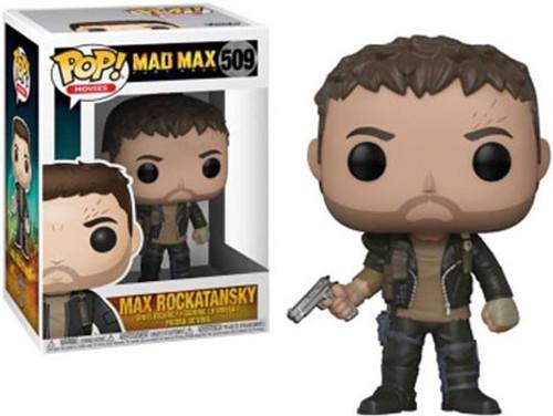 Funko Mad Max Fury Road POP! Movies Max Rockatansky Vinyl Figure #509 [Holding Gun]