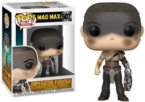 Funko Mad Max Fury Road POP! Movies Imperator Furiosa Vinyl Figure #507 [Regular Version]