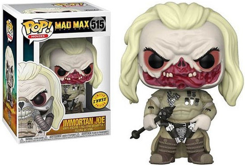 Funko Mad Max Fury Road POP! Movies Immortan Joe Vinyl Figure #515 [Mask Off, Chase Version]