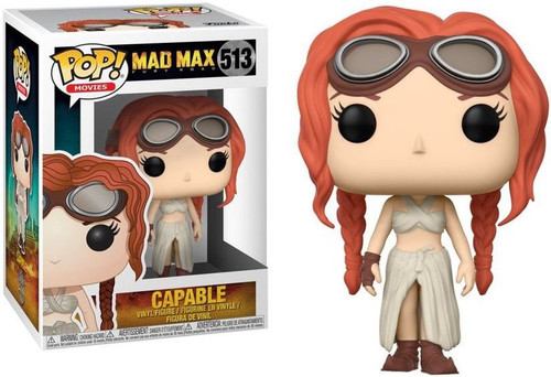 Funko Mad Max Fury Road POP! Movies Capable Vinyl Figure #513