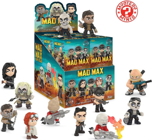 Funko Mystery Minis Mad Max Fury Road Mystery Box [12 Packs]