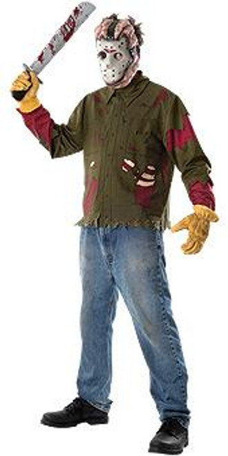 Friday the 13th Jason Costume #15806 [Adult XL]