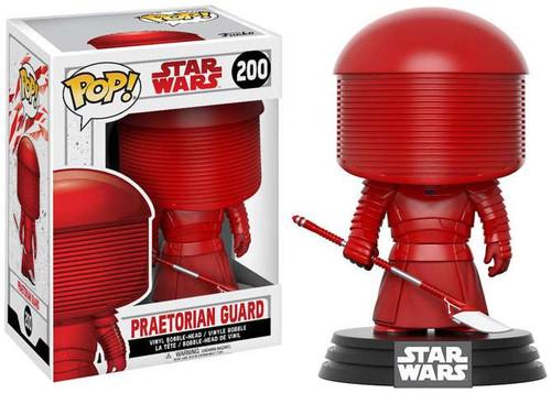 Funko The Last Jedi POP! Star Wars Praetorian Guard Vinyl Bobble Head #200