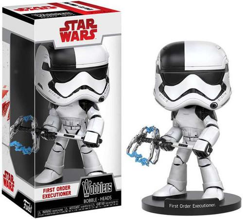 Funko Star Wars The Last Jedi Wobblers First Order Executioner Bobble Head