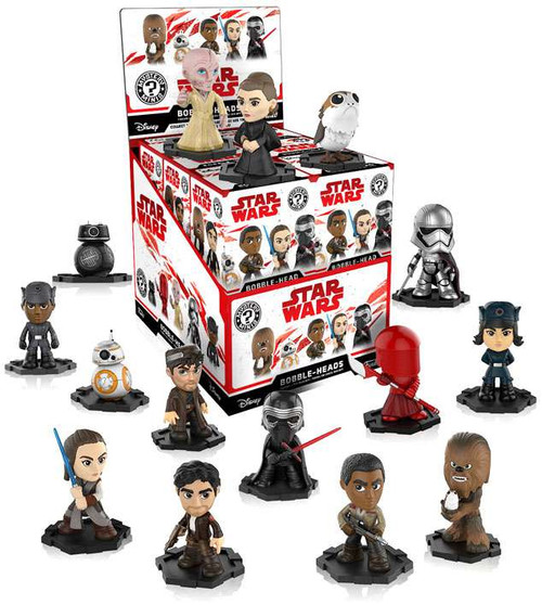 Funko Star Wars Mystery Minis The Last Jedi Mystery Pack