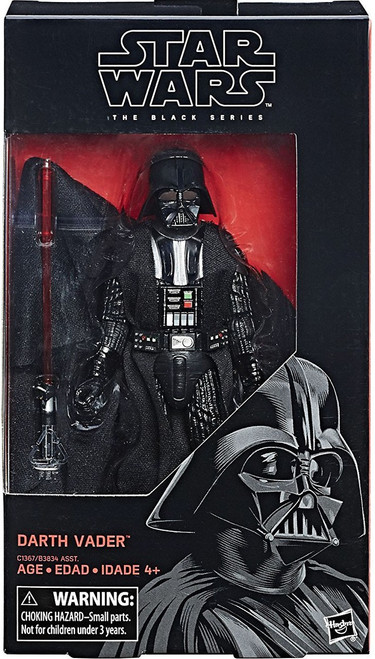 Star Wars A New Hope Black Series Wave 23 Darth Vader Action Figure