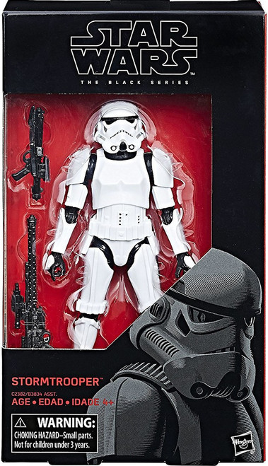 Star Wars A New Hope Black Series Wave 23 Stormtrooper Action Figure
