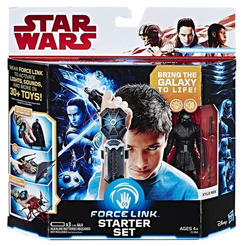 Star Wars The Last Jedi Force Link Starter Set [Kylo Ren]