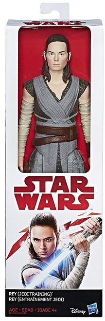 Star Wars The Last Jedi Hero Series Rey Jedi Training Action Figure