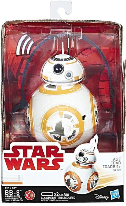 Star Wars The Last Jedi Rip & Go BB-8 Vehicle