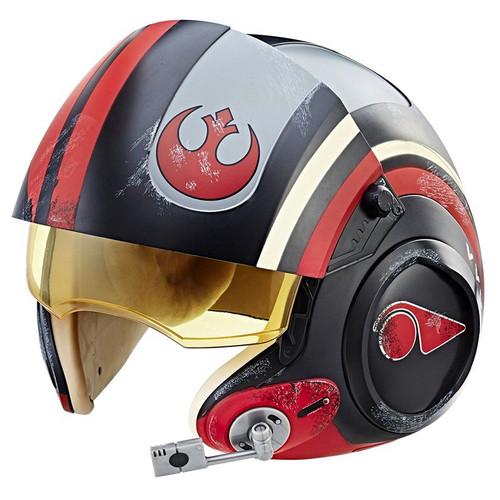 Star Wars The Last Jedi Poe Dameron Electronic Helmet