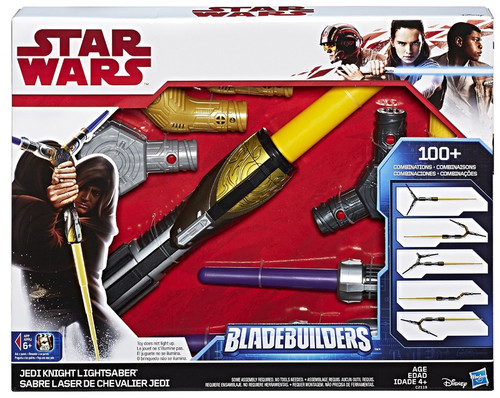 Star Wars The Last Jedi Bladebuilders Jedi Knight Lightsaber Roleplay Toy