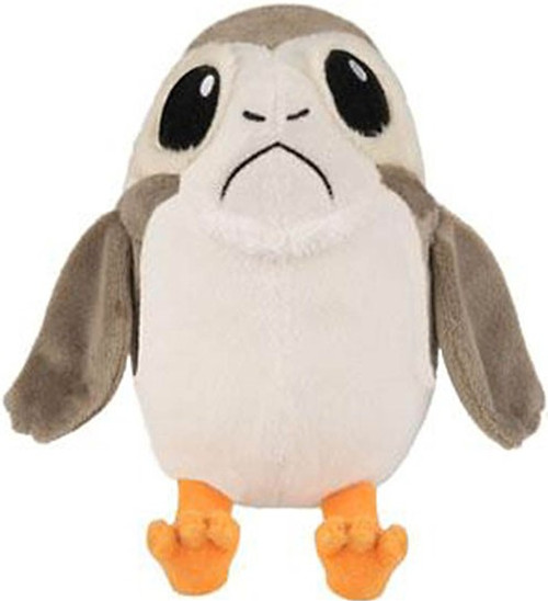 Funko Star Wars The Last Jedi Galactic Female Porg Plush