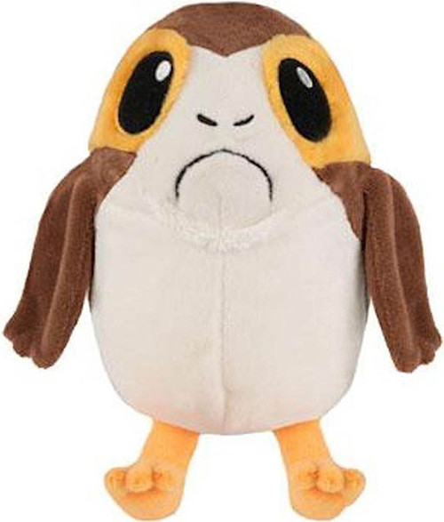 Funko Star Wars The Last Jedi Galactic Male Porg Plush