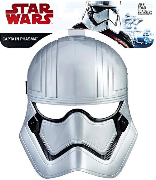 Star Wars The Last Jedi Captain Phasma Mask