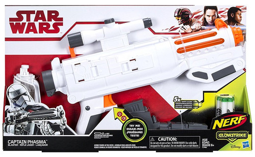 Star Wars The Last Jedi Captain Phasma Blaster Roleplay Toy