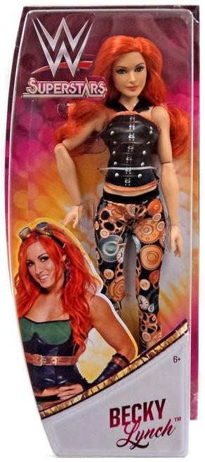 WWE Wrestling Superstars Fashions Becky Lynch 12-Inch Doll