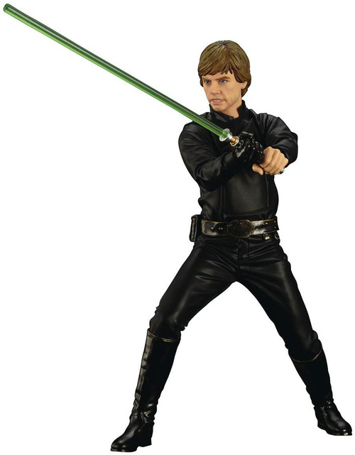 Star Wars Return of the Jedi ArtFX+ Luke Skywalker Statue