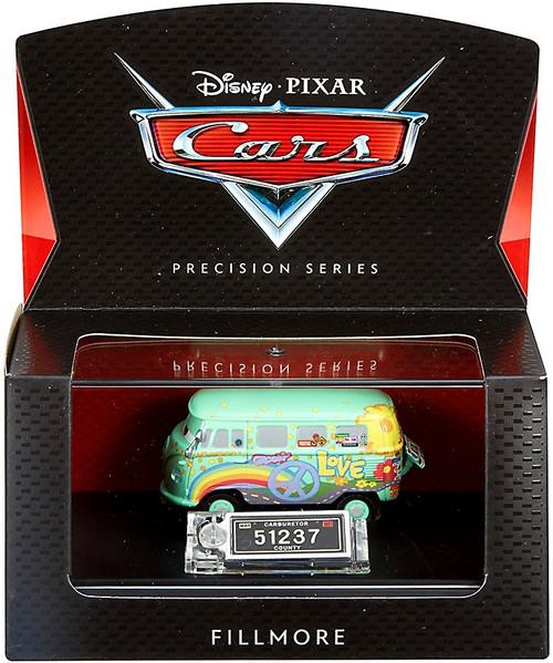 Disney / Pixar Cars Precision Series Fillmore Diecast Car